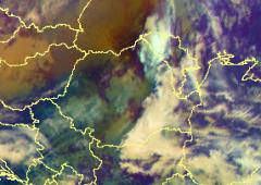 Meteoromania Imagini Meteosat